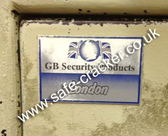 GB Security Products Ltd Safe Opening Service
