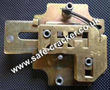 Brattonsound Gun Safe Lock