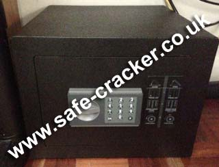Chubb Black Box Safe