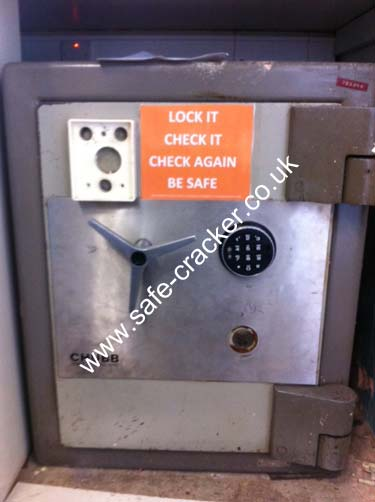 Chubb Isolator Safe