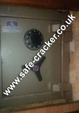 GB Security Products Home Safe Opening Service
