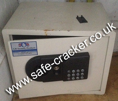 GB Security Products Mini safe Opening Service