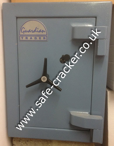 Guardian Trader Safe Opening Service