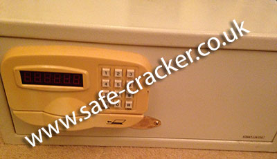 Hotel Style safe Opening Service
