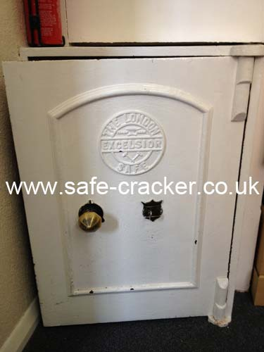 Old London Excelsior Safe