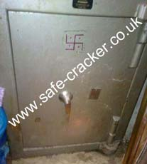 Old Style Safe