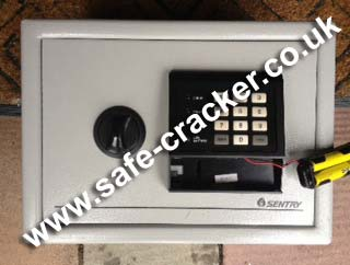 Sentry Safe Opening Service